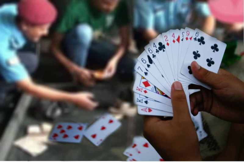 नौ जना जुवाडे पक्राउ | Ujyaalo Online:: Nepal ...