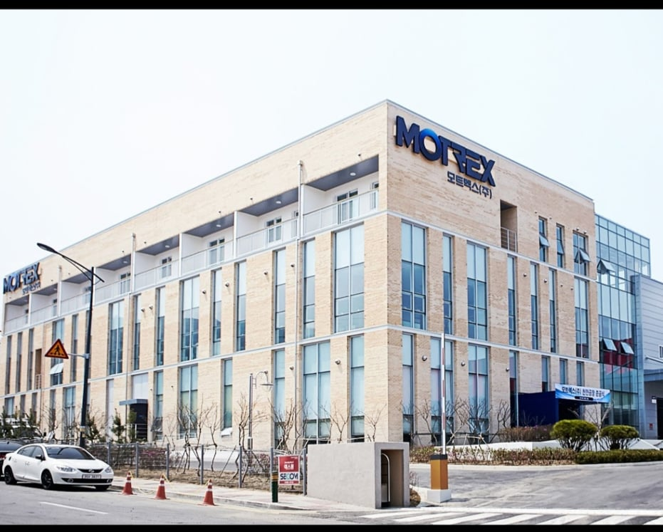 दक्षिण कोरियाली कम्पनी मोट्रेक्सको कार्यालय